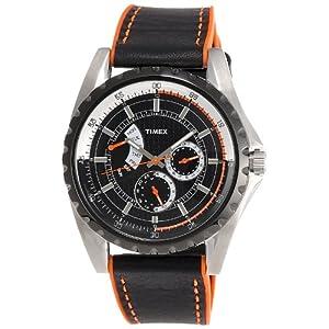 Timex E Class Analog White Dial Men's Watch - T2M428AU