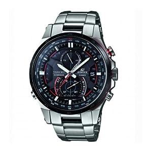Casio Edifice EQW-A1200DB-1A (EX114) Tough Solar Watch - For Men