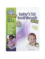 Baby Buddy Baby's 1st Toothbrush (Pink)