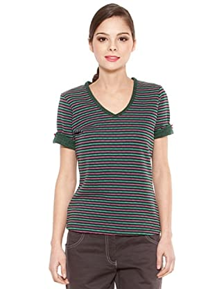 Poupé Chic Camiseta Básica (Verde)