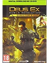 Deus Ex: Human Revolution - Director's Cut (PC Code)