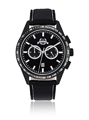 Spears & Walker Lexington Chronograph Edelstahl Black/Black 5Atm schwarz
