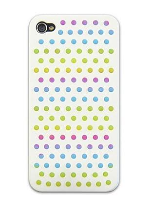 Blautel iPhone 4/4S Carcasa Protectora Trasera Rubber