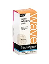 Neutrogena Wave Deep Clean Gentle Exfoliating Pads 30 Count