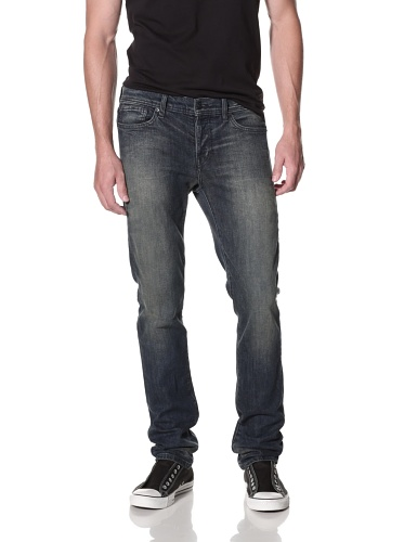 Kill City Men's Skinny Junkie Fit Jean (Blue)
