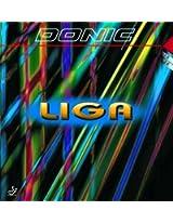 Donic Liga Table Tennis Rubber -Black