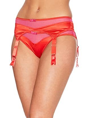 Gossard Liguero Colour Clash (Rojo / Rosa)