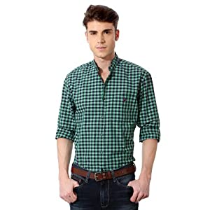 Plaid Sport Fit Shirt