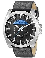 Diesel Arges Analog Black Dial Men's Watch - DZ1659