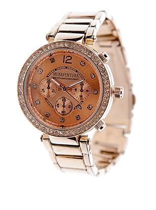 MUSAVENTURA Reloj Glanz  Oro Rosa