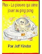 PLEX - La pieuvre qui aime jouer au ping-pong