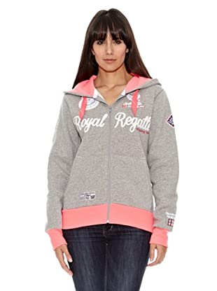 Geographical Norway Sudadera Figuerolle (Gris)