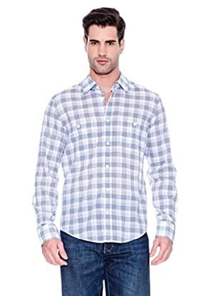 Hugo Boss Camisa Marcello (Lila)