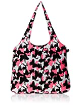 Be for Bag Han Women's Tote Bag (Pink and Black)