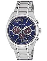 Citizen Eco-Drive Analog Blue Dial Men's Watch - CA4011-55L