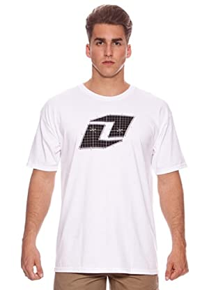 One Industries Camiseta Diagram (Blanco)