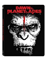 Dawn Of The Planet Of The Apes (3D) (Steel Book)