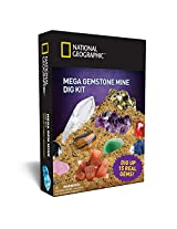 Mega Gemstone Mine Dig Up 15 Real Gems With National Geographic
