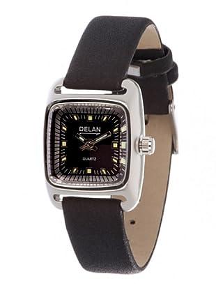 Delan Reloj Reloj Delan Fan+42-2 Negro