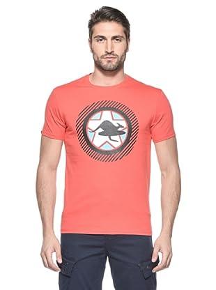 Hot Buttered Camiseta Steelpower (Rojo)