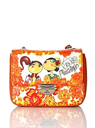 Love Moschino Umhängetasche (Orange)