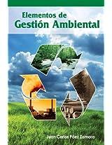 Elementos de Gestion Ambiental