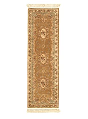 Persian Rug, Brown, 2' 2