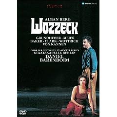 バレンボイム指揮ベルリン国立歌劇場 ベルク:歌劇≪ヴォツェック≫(1994ライヴ)の商品写真
