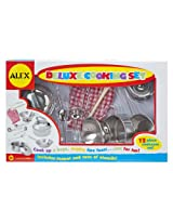 ALEX Toys Pretend & Play Deluxe Cooking Set