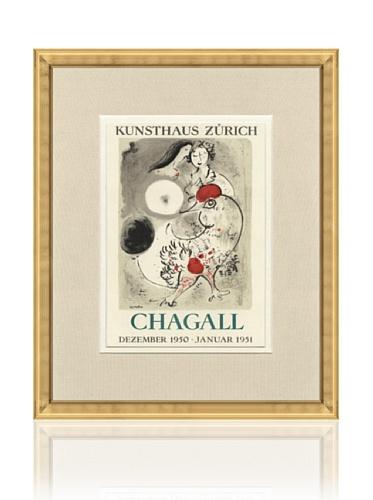 Marc Chagall Kunsthaus Zurich, 1959, 14
