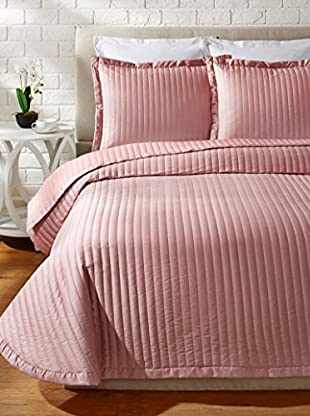 Dea Siara Quilted Coverlet Set