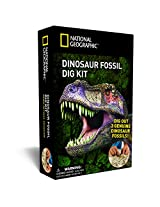 Dinosaur Dig Kit By National Geographic