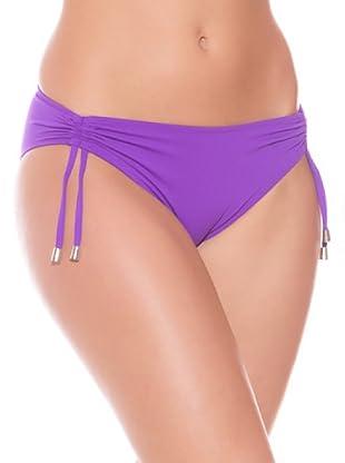 Ana Durán Braguita Bikini Girasol (Púrpura)