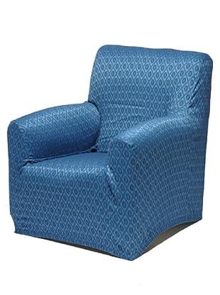 Svad Dondi Funda Sofá Poltrona Mantova (Azul)