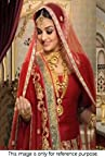 Bollywood Replica Aishwarya Rai Net and Georgette Lehenga In Red Colour NC862