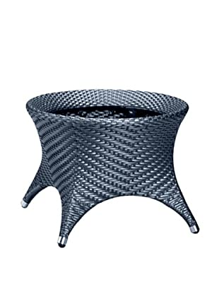 100 Essentials Flora All-Weather Planter, Deep Sea, 16