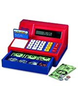 Learning Resources Calculator Cash Register W/ Us (Set Of 3)