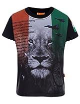 Little Kangaroos Half Sleeve T-Shirt - Proud To Be Indian