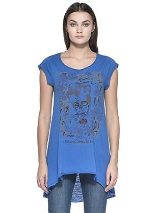 Zu Element Camiseta Greensleeves (Azul)
