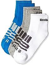 Reebok Men's Plain Ankle Socks