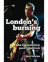 London's Burning: Een exploratie in de punk subkultuur (Dutch Edition)