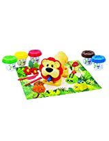 PlayGo Jungle Animal Press - Clay Dough