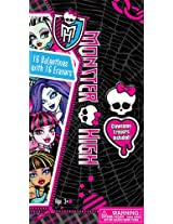 Paper Magic Monster High Valentine Exchange Cards with Bonus Eraser (16 Count)