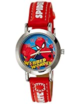Marvel Analog Multi-Color Dial Children's Watch - AW100027