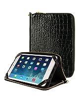 Vg-Gear Tablet Folio Case (Croco Black)