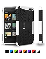 Cush Cases Amazon Fire Phone Heavy Duty Rugged Case / Cover White