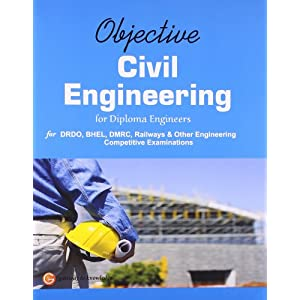 Objective Civil Engineering (Diploma) Competitive Exams