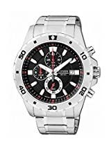 Citizen Analog Black Dial Men's Watch - AN3500-53E