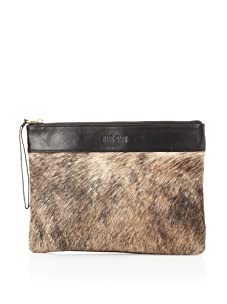 """HARE + HART Crawford """"Papa"""" Pouch (Black)"""