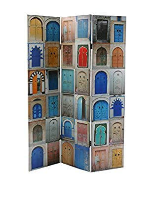 Mimma Biombo 3 Paneles Arabia Pequeño